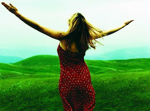 A felicidade pelo primeiro passo - Acreditar!