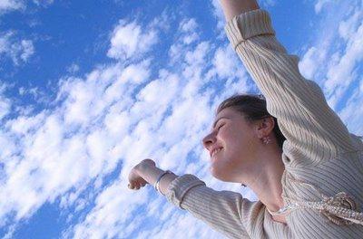 as conquistas irradiam o semear da felicidade
