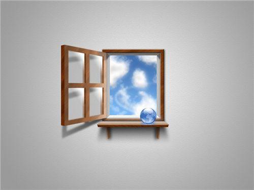 pelas janelas, as observações
