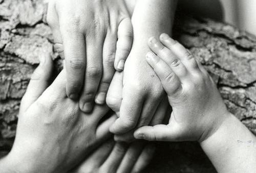 Vamos entender nossos limites...e nos dar as mãos...