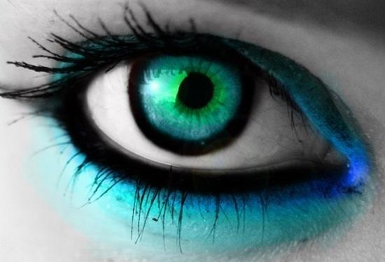 as cores, a paixão...