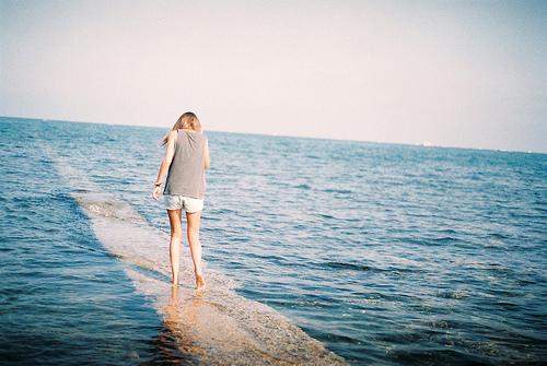 Caminhe sem medo, tem força e acredite sempre