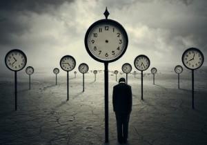 O tempo que não podemos recuperar