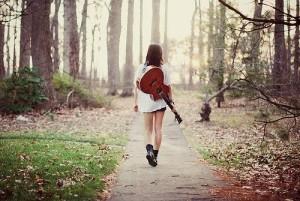 Um novo dia, um novo caminho, novos versos