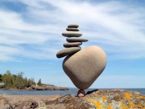 O equilíbrio certo para o recomeço