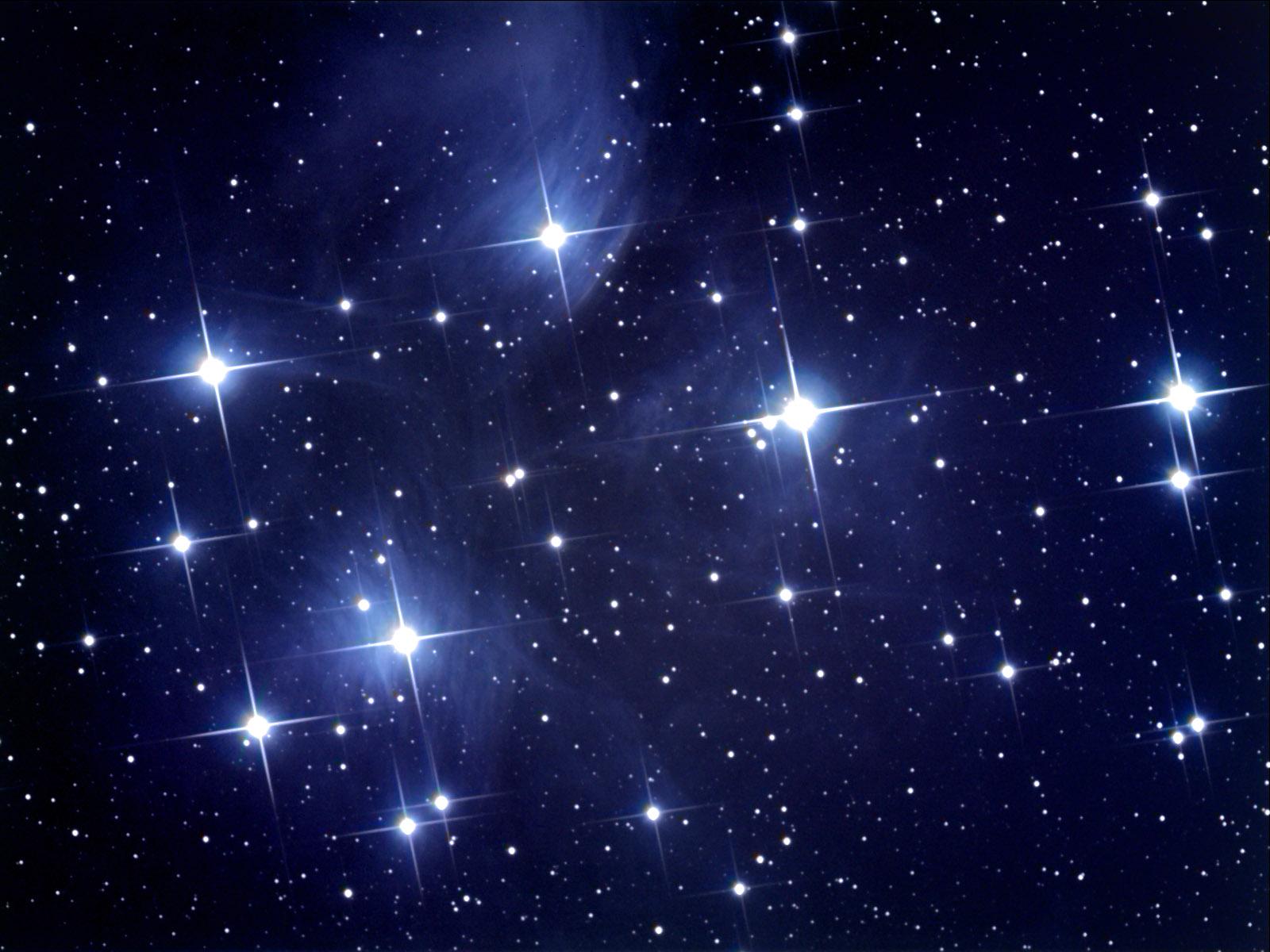 Somos como estrelas um para o outro