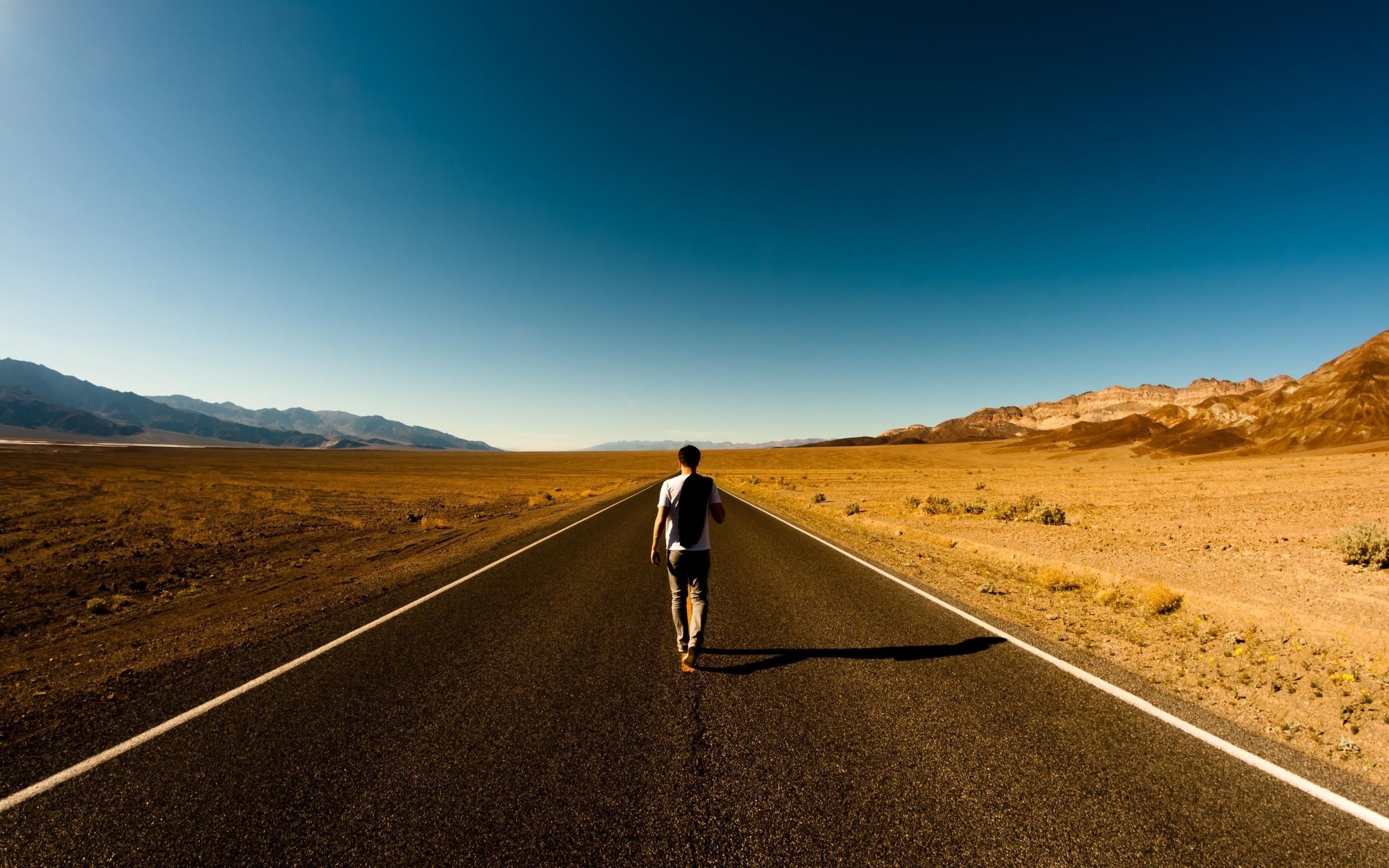 No caminho
