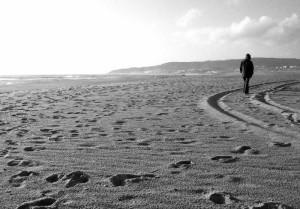 Não tenha medo das linhas alheias que desejam sugar seus rastros