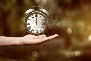 Não deixe seu tempo se perder