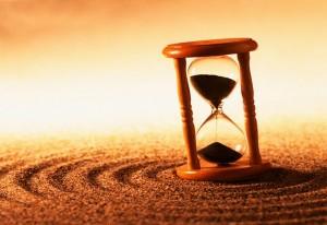 O tempo não para